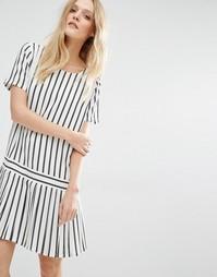 Платье в полоску Y.A.S July