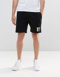 Трикотажные шорты 11 Degrees - Черный