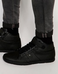 Высокие кроссовки Boxfresh Swapp - Черный