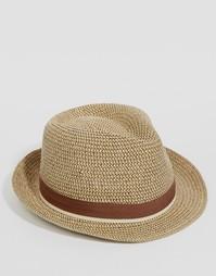 Летняя шляпа Esprit - Бежевый