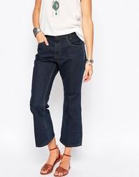 Темные джинсы в стиле 60-х Free People - Синий