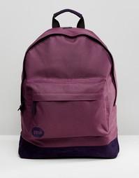 Классический рюкзак сливового цвета Mi-Pac