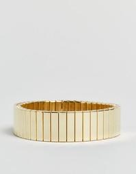 Браслет ограниченной серии в винтажном стиле - Золотой Asos