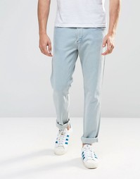 Ярко-голубые джинсы слим Levi's Line 8 511 - Светлый ярко-синий
