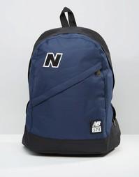 Синий рюкзак New Balance 574 - Синий