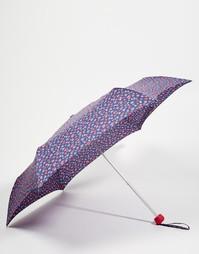Зонт с цветочным принтом Cath Kidston Minilite 2 River