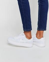 Кроссовки Nike Air Force 1 Low Upstep - Белый