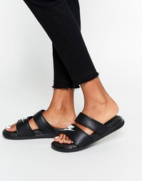 Сандалии Nike Benassi Duo - Черный