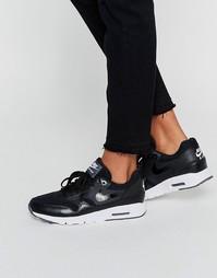 Черно-белые кроссовки Nike Air Max Ultra Essentials - Черный