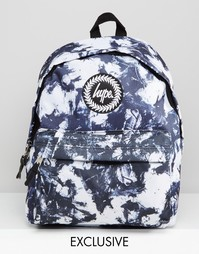 Эксклюзивный рюкзак Hype Monotone - Однотонные штрихи