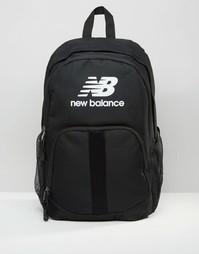 Черный рюкзак New Balance Solaris - Черный