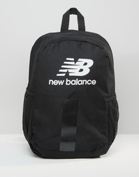 Черный рюкзак New Balance Eclipse - Синий