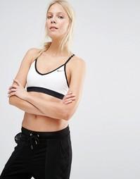 Бюстгальтер Nike Pro Indy - Белый