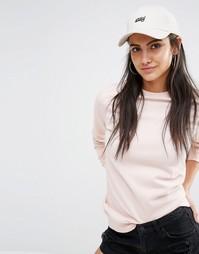 Бейсболка с вышивкой Adolescent Clothing Sassy - Экрю