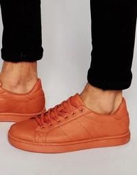 Оранжевые кроссовки ASOS - Оранжевый