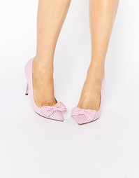 Туфли на высоком каблуке с острым носом ASOS PIMLICO