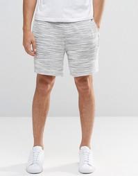 Светло-серые трикотажные шорты Hollister Beach To Street - Темно-серый