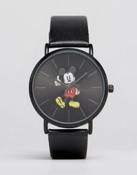 Часы с Микки Маусом ASOS - Черный