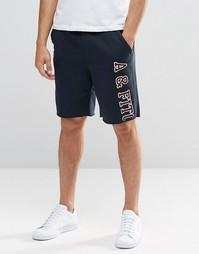 Трикотажные шорты с логотипом A & Fitch Abercrombie & Fitch