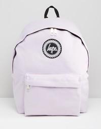 Сиреневый рюкзак Hype - Пастельно-лиловый