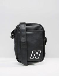 Черная сумка New Balance Small Items - Черный