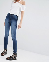 Облегающие джинсы Cheap Monday - Сумеречный синий