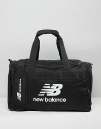 Небольшая черная сумка New Balance Solar - Черный