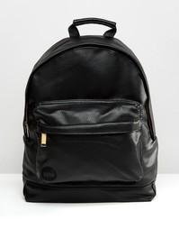 Рюкзак из искусственной кожи Mi-Pac - Черный