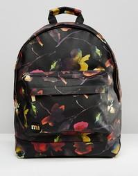 Рюкзак с цветочным принтом Mi-Pac - Черный