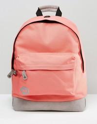 Классический рюкзак кораллового цвета Mi-Pac