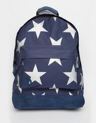 Темно-синий рюкзак Mi-Pac