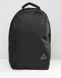 Рюкзак с логотипом Le Coq Sportif - Черный