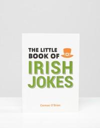 Книга The Little Book Of Irish Jokes - Мульти Books