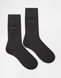 Комплект из 2 пар носков Hugo Boss - Серый