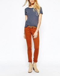Цветные джинсы скинни Pepe Jeans Pixie - Оранжевый
