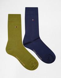 2 пары классических носков Tommy Hilfiger - Мульти
