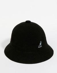 Повседневная шляпа Kangol Bermuda - Черный