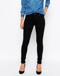 Зауженные джинсы с завышенной талией Pepe Jeans Regent - 000 деним
