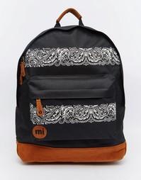 Черный рюкзак Mi-Pac Bandana - Черный