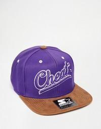 Бейсболка Cheats - Фиолетовый