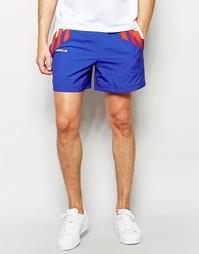 Шорты в стиле ретро adidas Originals AJ7336 - Синий
