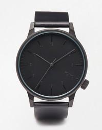 Черные часы Komono Winston - Черный