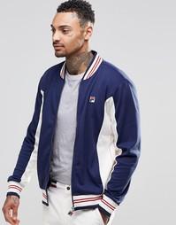 Спортивная куртка Fila Vintage - Темно-синий
