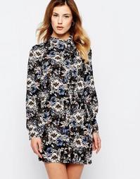 Платье с бантиком Daisy Street - Мульти
