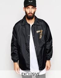 Куртка Reclaimed Vintage - Коричневый