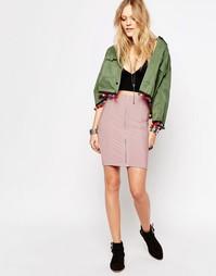 Облегающая юбка Glamorous - Пыльно-розовый