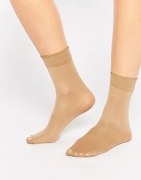 Две пары носков Gipsy Luxury - Кэмел
