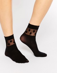 Две пары носков Gipsy Daisy - Черный