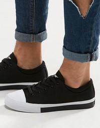 Холщовые кроссовки Creative Recreation Forlano - Черный