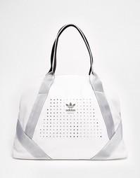 Белая сумка adidas Originals - Белый